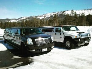Hummer and Escalade Limo