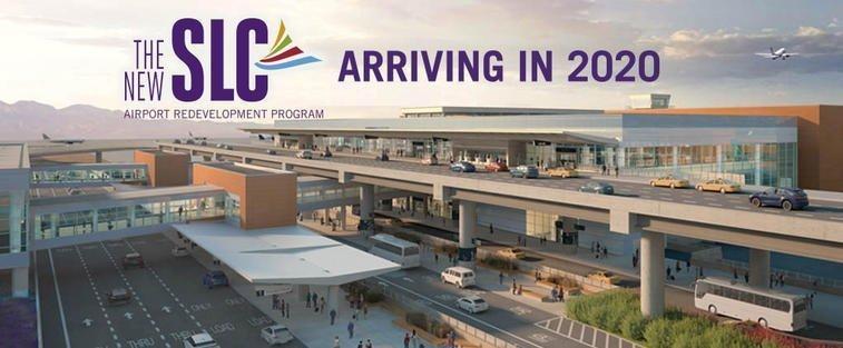 The New SLC International Airport