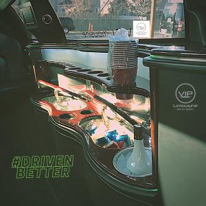 limousine mini bar